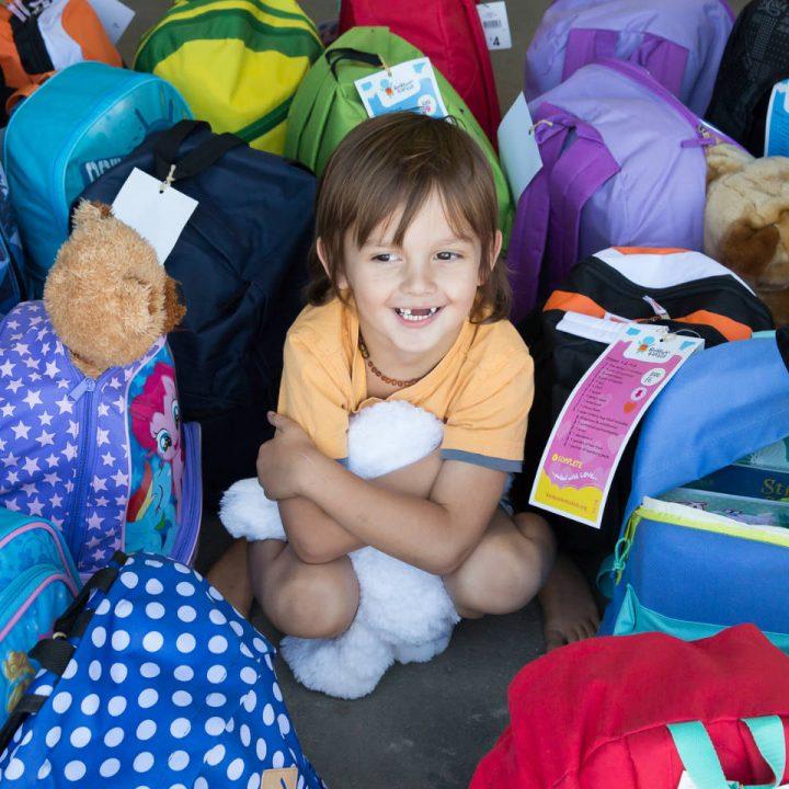 Backpacks 4 SA Kids