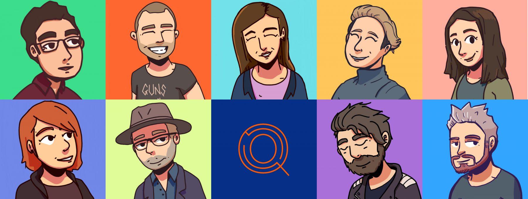 Team avatars 21